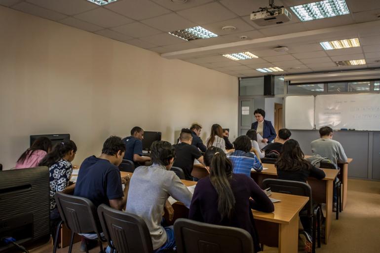 Институт лингвистики и международных коммуникаций (ИЛиМК)
