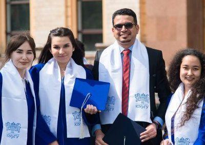 В ЮУрГУ проходит уральский форум иностранных студентов «URAL FEST»